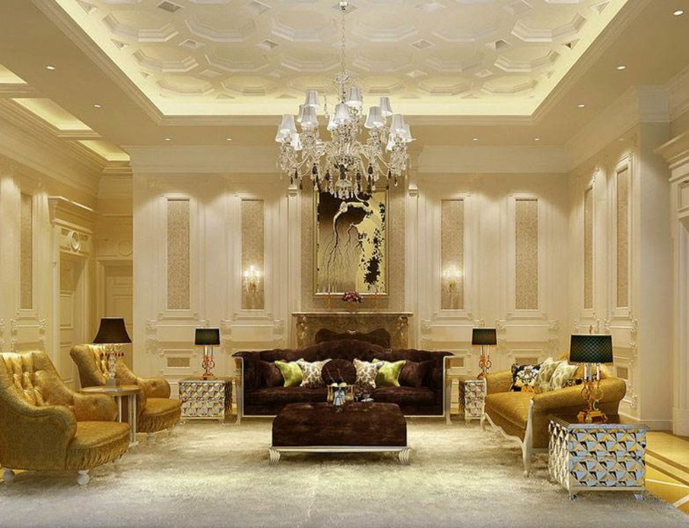 Winstar Wall & Ceiling Panel system effect